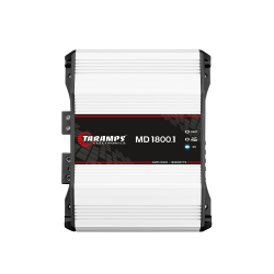 Modulo Amplificador Taramps 1800 Rms MD 1800.1 Mono Digital 1 Canal 2 Ohms Classe D Bass Boost