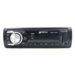 Rádio MP3 Player Automotivo Tiger Auto 4x25W Rms 1 Din com USB SD AUX RCA FM Bluetooth