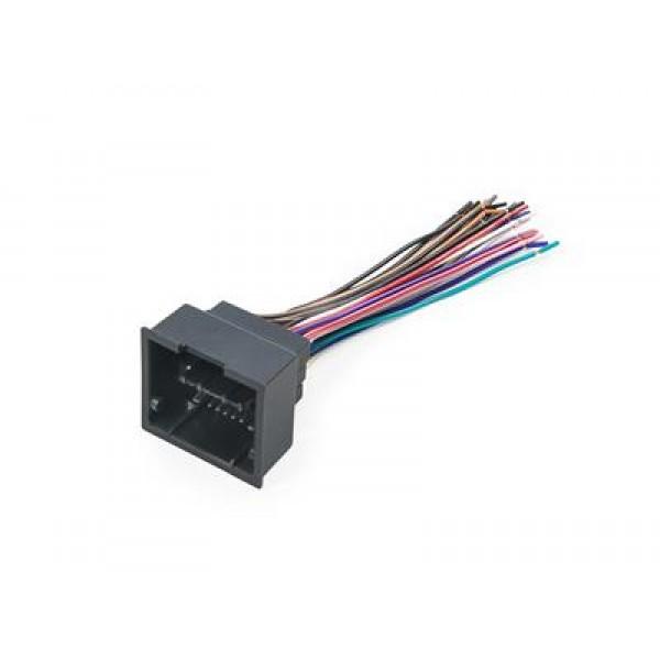 CONECTOR P/ CD GM ONIX/COBALT/PRISMA/SPIN 2012 EM DIANTE (35/D8)