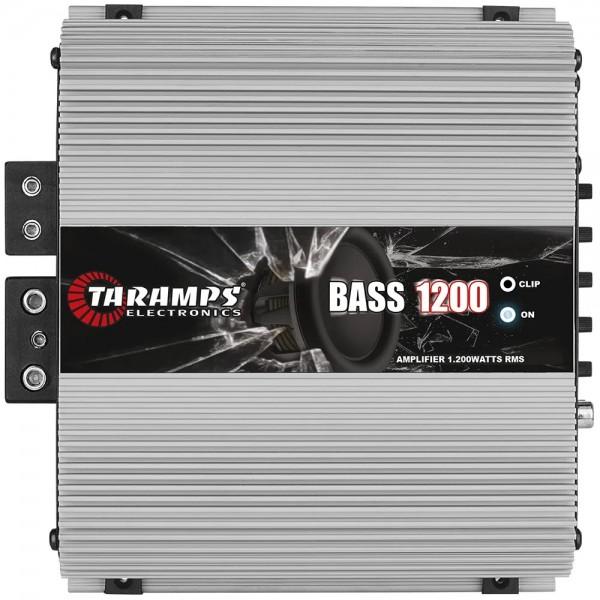 Módulo Taramps Bass 1200 1200w Amplificador Automotivo 2 ohms