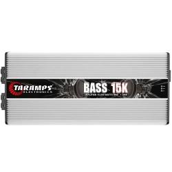 Módulo Taramps Bass 15k 1 ohm 15.000w Rms Amplificador Auto 1 ohms