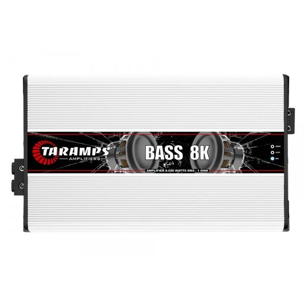 Módulo Amplificador Classe D (1 Canal 8.000 Watts RMS) 1ohms