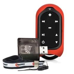 Controle Longa Distância Taramps Connect Control Som Carro Vermelho