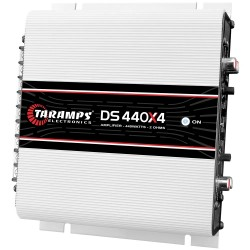 Módulo Taramps Ds 440x4 440 w 2 Ohms Amplificador Automotivo