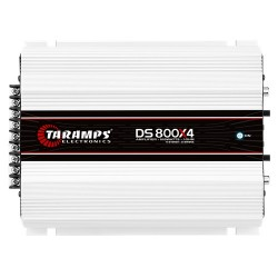 Módulo Taramps Ds 800x4 800w Amplificador Automotivo 2OHMS