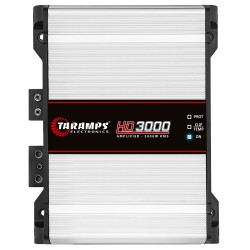 Módulo Taramps Hd 3000 3000w Amplificador Automotivo 1ohms