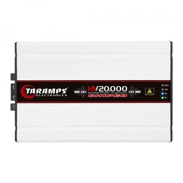 Módulo Amplificador Taramps Hv 20.000 CHIPEO 20.000W 0,5 Ohms