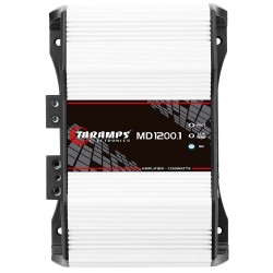 Módulo Taramps Md 1200.1 1200w Amplificador Automotivo 2 ohms