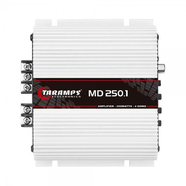 Modulo Amplificador Taramps Md 250.1 250W RMS 4 ohms