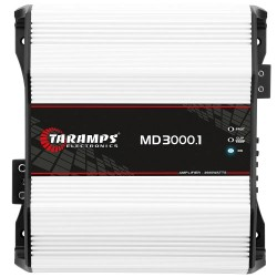 Módulo Taramps Md 3000.1 3000w RMS Amplificador Automotivo 2 ohms