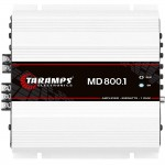 Módulo Taramps Md 800.1 800w Amplificador Automotivo 1ohms