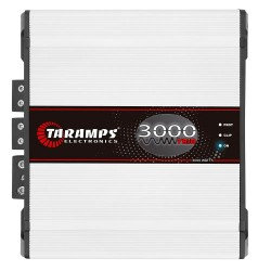 Módulo Taramps 3000 Trio 3000 w RMS Amplificador Som Automotivo 2 ohms