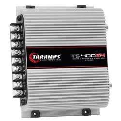Módulo Taramps 400 w RMS Ts 400x4 Amplificador Som Automotivo 4 Canais - Módulo Taramps 400 w RMS Ts 400x4 2 Ohms Amplificador Som Automotivo