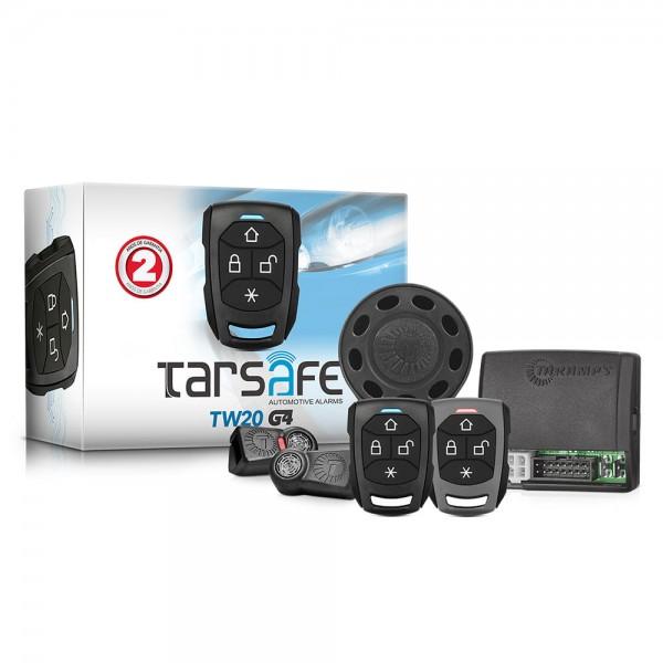 Alarme Automotivo Taramps TW 20 P G4 TR2 + TR2P